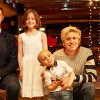 Basildon Recorder: Niall Horan helps raise money for children with cancer